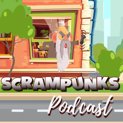 Cover art for SPP №95 Xbox and Phil Spencer is ready to dominate next gen Is this the last episode of Scrampunks