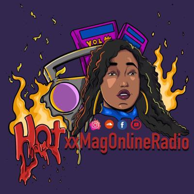 Cover art for HotxxMagOnlineRadio Live Interview With Boulders | Hosted By Tara J