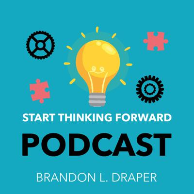 The Start Thinking Forward Show was designed for business owners and entrepreneurs looking for a slight edge or ideas to take their business to the next level. The host Brandon L. Draper better know as the Motivational King is an Amazon bestselling author, international speaker, business innovator, social media personality and top leadership development trainer featured in many news publications around the country. This podcast will deliver high performance talks to inspire the entrepreneurial spirit within you!