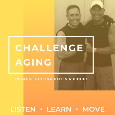 Join movement coach Karel Nunnink and his protegee, James Carey, in a journey to no longer fear aging. They want you to challenge aging!