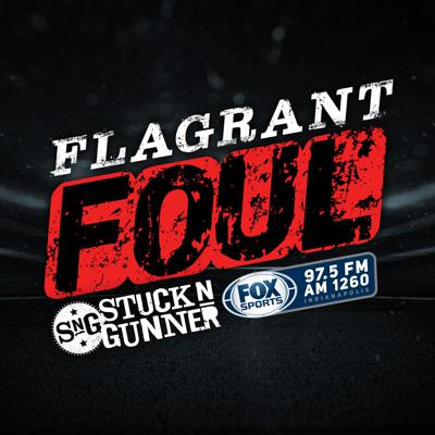 Flagrant Foul with Stuck & Gunner