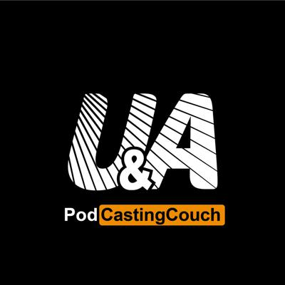 U&A Podcasting Couch