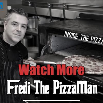 Fredi The PizzaMan- Inside The PizzaOven
