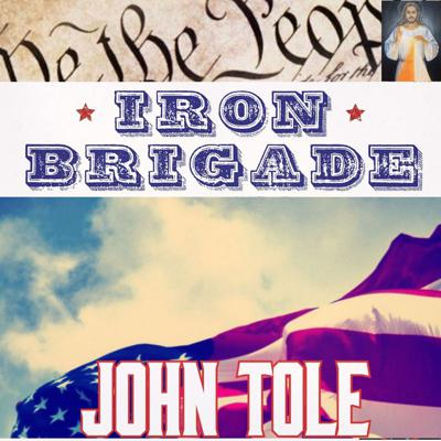 Cover art for 10/2 The Coup Fizzle and Schiffs Dilemma, PAIN is COMING IRON BRIGADE