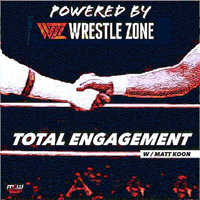 """Whether Recording and performing songs for shows or events, producing, co-hosting alongside legends, guesting on """"sheet shows"""", or interviewing dozens of wrestlers, Matt Koon has done it all in the world of podcasts, except have his own show, the time is now.Total Engagement with Matt Koon is your weekly immersive wrestling experience. Each episode will feature an interview with an interactive current or former wrestler, as well as weekly segments, surprises, and unique experiences. Tune in each Wednesday to the the easiest listen of the week: Total Engagement with Matt Koon on the MLW Radio Network!"""