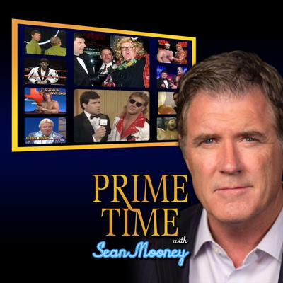 Reliving the greatest era of professional wrestling, one legendary conversation at a time. Former WWE announcer Sean Mooney sits down with pro wrestling legends of the 80s, 90s, and today - every Wednesday - to talk in-depth about their lives inside and outside of the ring.