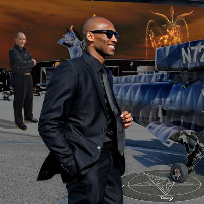 Cover art for KOBE BRYANT: Luciferian Project Complete (Part 2) with Special Guest Larry Gaiters