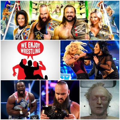 Cover art for Ep 109 - EsSAWntial Business (WWE Layoffs, MITB News, Saw IV, More)