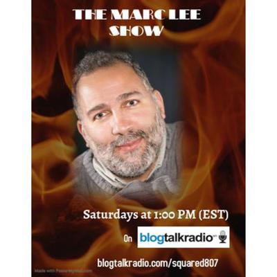 Cover art for The Marc Lee Show