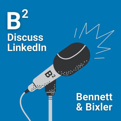 Learn about LinkedIn from two experts, Bruce Bixler and Bruce Bennett.  Out podcast has you in mind by explaining and discussing LinkedIn.  There are many features and benefits to using LinkedIn to market yourself.  We welcome questions from our listeners, so if there is a topic you would like us to explore on an episode, please email us.