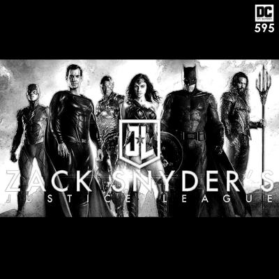 Cover art for The Snyder Cut Shall be Released on HBOMax in 2021!