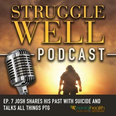 Cover art for Josh Goldberg shares his past with suicide and talks all things PTG