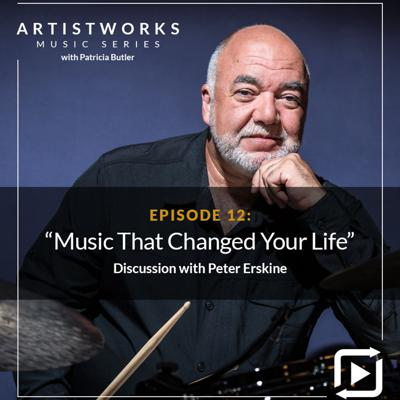 Cover art for Music That Changed Your Life: Peter Erskine