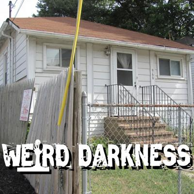 """Cover art for """"THE ENTITIES ON LINDLEY STREET"""" #WeirdDarkness"""