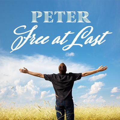 Cover art for Peter, Prison and the Angel (Extended version with Music)