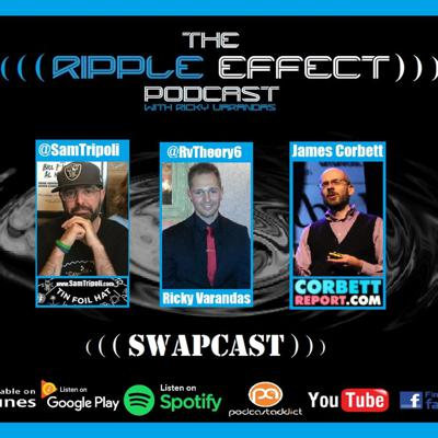 Cover art for #288:  Daddy Swapcast with James Corbett and Ricky Varandas