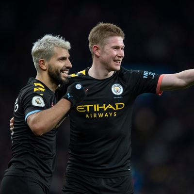 Cover art for Kevin De Bruyne and Sergio Aguero inspire masterful display at Villa Park | How Champions League ticket prices for Real Madrid could backfir