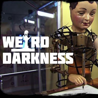 """Cover art for """"I WAS RAISED AS A ROBOT"""" and 3 More Creepypastas! #WeirdDarkness"""