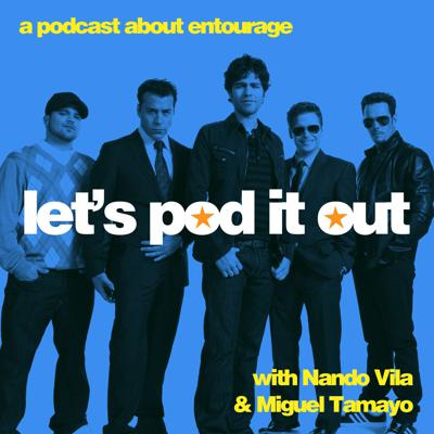 Cover art for Let's Pod it Out Episode 7 -