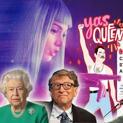 Cover art for Yas (vegan) Queen!!! Microsoft PATENT gives us CRYPTO MINING JOBS!     2nd hour with Phil Escott