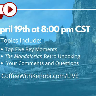 Cover art for CWK Show #409 LIVE: Top Five Rey Moments