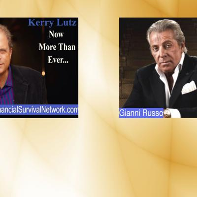 Cover art for Gianni Russo The Godfather of Hollywood on Marilyn Monroe and the Kennedy's  #5179