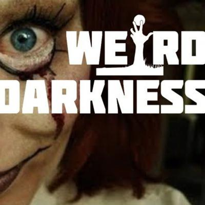 """Cover art for """"HAPPY APRIL FEARS DAY!""""  #WeirdDarkness"""