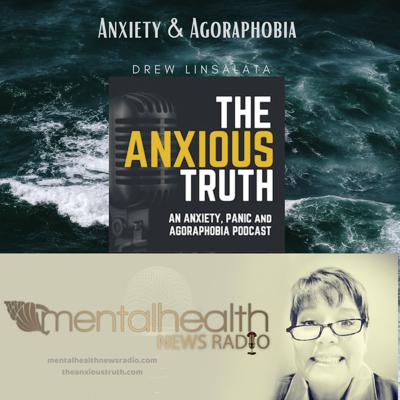 Cover art for Anxiety and Agoraphobia with Drew Linsalata