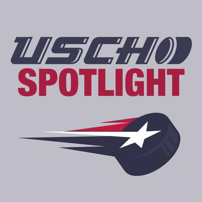 USCHO Spotlight features conversation with a coach, player, or journalist who covers the sport with an in-depth interview. It's a chance to sit down and go deeper with top personalities in college hockey.