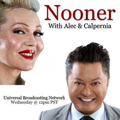 Nooner with Alec and Calpernia