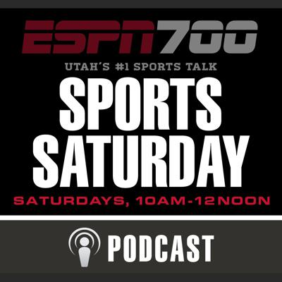 J.P. Chunga and Porter Larsen host Sports Saturday from 10 am to noon, every Saturday, getting a look at the sports news of the weekend both locally and nationally.