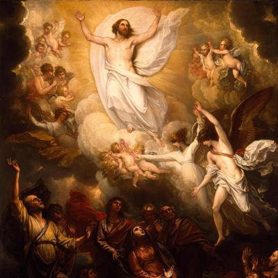 Cover art for Solemnity of the Ascension of the Lord - The Continuing Presence of Our Lord (Year A)