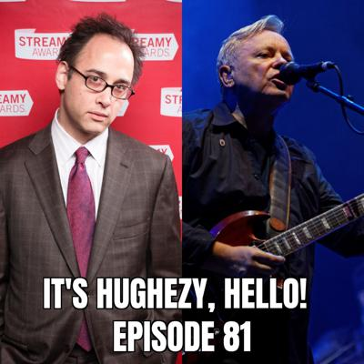 Cover art for Ep. 81: David Wain & New Order