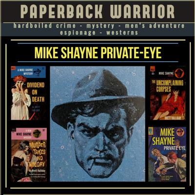 Cover art for Episode 47: Mike Shayne