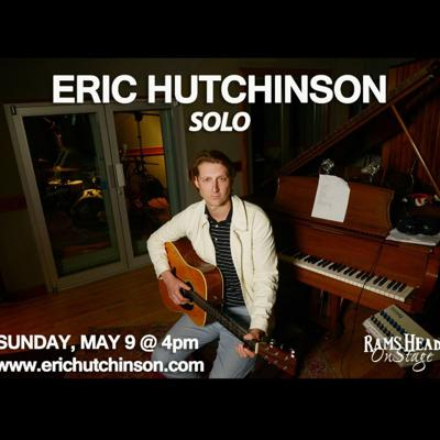 Cover art for EITM interviews Eric Hutchinson