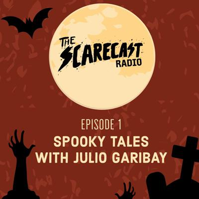 Cover art for Spooky Tales with Julio Garibay (Ghost Tour In New Orleans & Strange Calls)