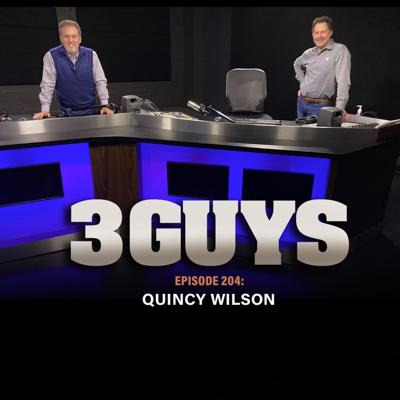Cover art for WVU's Quincy Wilson with Tony Caridi and Brad Howe