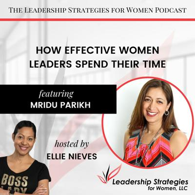 Cover art for How Effective Women Leaders Spend Their Time