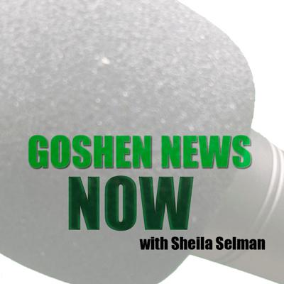 Goshen News Now is a public affairs news podcast by The Goshen News in Goshen, Indiana.