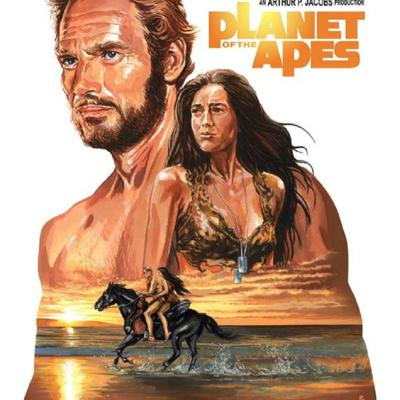 Cover art for The Podcast From Another World - The Planet of the Apes