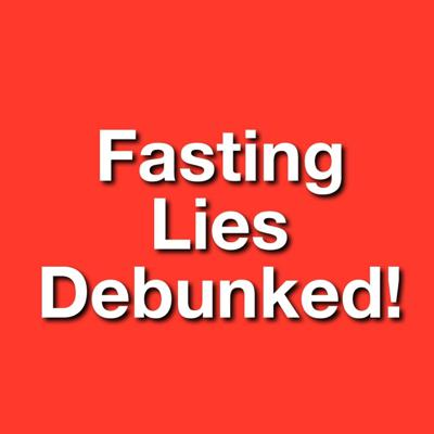 Cover art for 171- 5 Fasting Lies Debunked