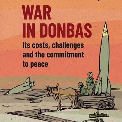 Cover art for The war in Donbas and why it still matters