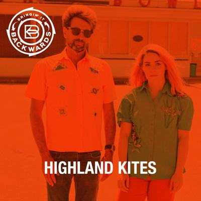Cover art for Interview with Highland Kites