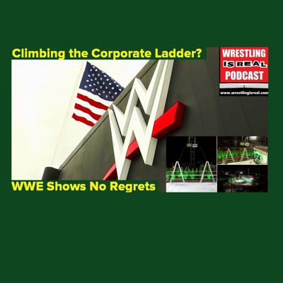 Cover art for Climbing the Corporate Ladder? WWE Has No Regrets;  KOP042320-529