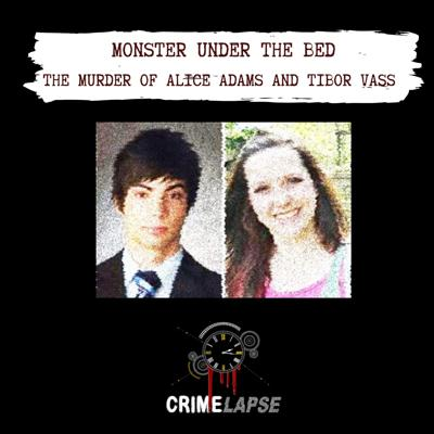 Cover art for Monster Under The Bed: Alice Adams & Tibor Vass