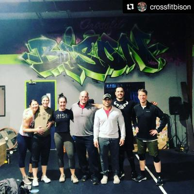 A podcast about strength and conditioning, life, philosophy, and everything in between. Hosted by Mike DelaTorre, coach at CrossFit Bison in Midland Park, NJ.