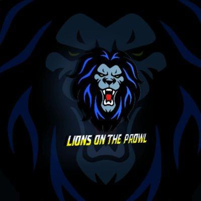 Detroit Lions On The Prowl