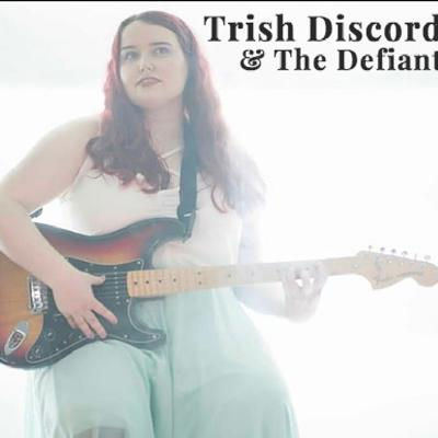 Cover art for Copy of interview with Trish Discord.wav