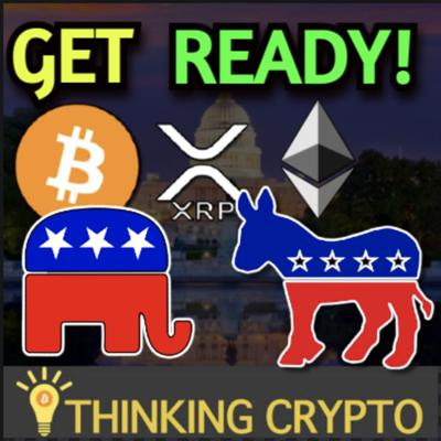 Cover art for Republicans And Democrats Turn Bullish on Bitcoin & Crypto - Ledger Crypto Scam!