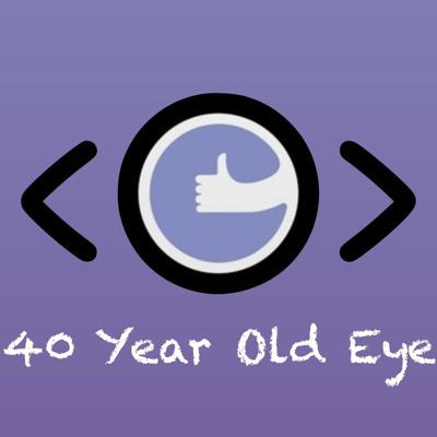 40 Year Old Eye For The 20 Something Guy